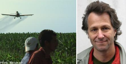 US food giant sues Swedish filmmaker