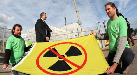 Child leukemia cases at global high near Elbmarsch nuke plant