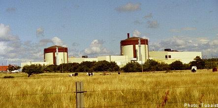 Sweden's biggest nuke plant under observation