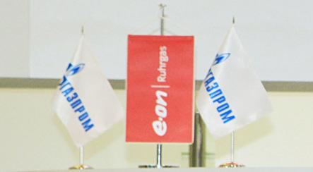 EU fines German energy giant Eon €553 million