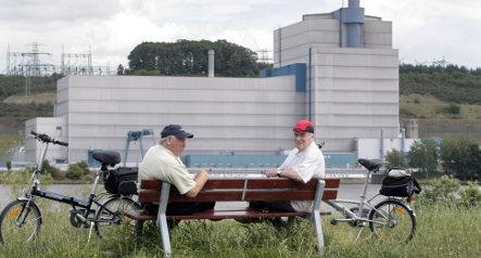 Krümmel nuclear plant won't resume until 2010