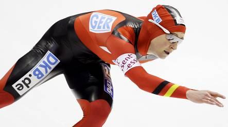 German speed skater Pechstein banned for doping