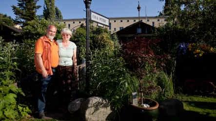 Exploring the politics of Berlin's secret gardens