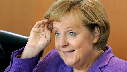 Merkel and CDU reach popularity high