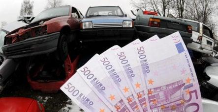 German stimulus plan ranked world's best