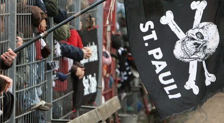 Police target FC St. Pauli fans in 'unacceptable' pub raid
