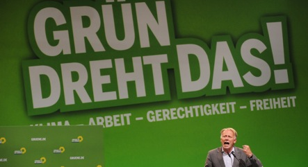 Greens make nuclear shutdown a coalition condition