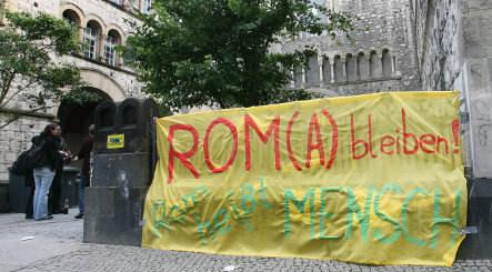 Looking for the Kreuzberg Romani
