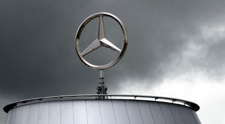 Daimler sales plunge 25 percent