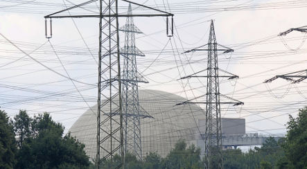 Nuclear reactor shuts down after malfunction