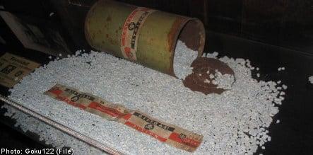 Nazi poison used in ex-lover's murder bid