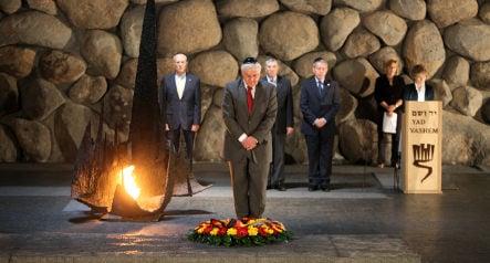 Steinmeier says Israel must stop settlements