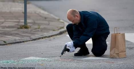 Man shot dead in Malmö