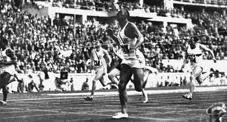 Memory of Jesse Owens lives on in Berlin