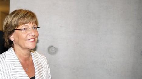 Ulla Schmidt won't be audited in car scandal