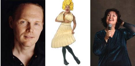 Stockholm plays host to international laughter fest
