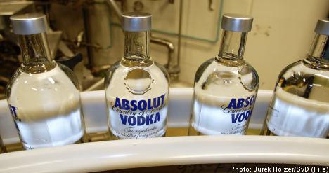 Swedish vodka firm sues UK radio station