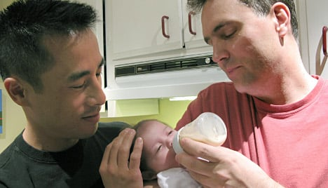 High court proclaims gay adoption legal