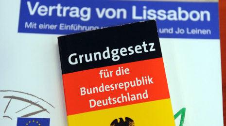 Berlin paves the way for ratification of EU treaty