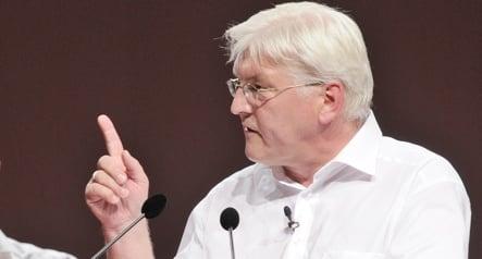 Steinmeier attacks Merkel's tax plans