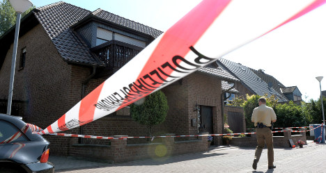 Pensioner kills three in shooting rampage
