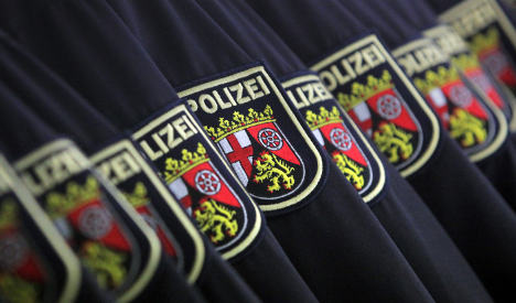 Uniform fetishist banned from Bielefeld police stations