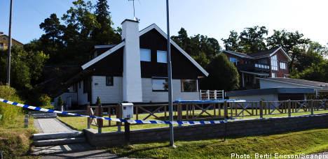 Man shot dead in Stockholm suburb