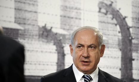 Netanyahu demands action against Iran during 'emotional' Berlin visit