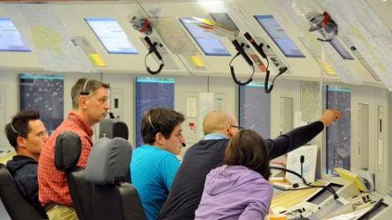 Near-miss sparks new air traffic control surveillance