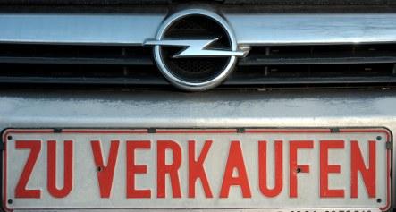 Merkel prepared to join Opel negotiations