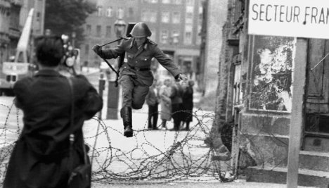 Escaping in Berlin