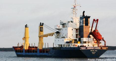 'Arctic Sea hijackers in custody': Russia