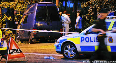 Man admits murder of Borås teenager