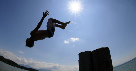 Hottest day of summer expected on Thursday