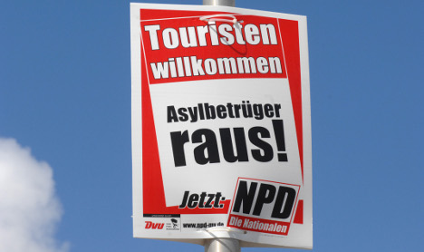 Briton assaulted by neo-Nazis in Hamburg