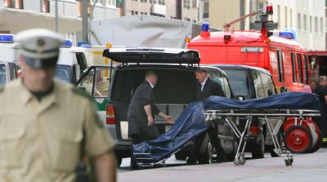 'Ndrangheta Mafia seen firmly established in Germany