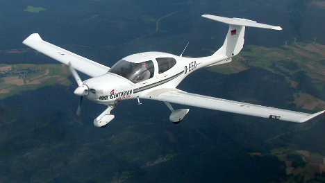 Runway eludes drunk German pilot