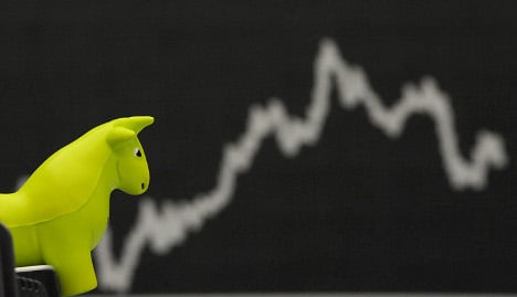 Investor confidence returning in Germany