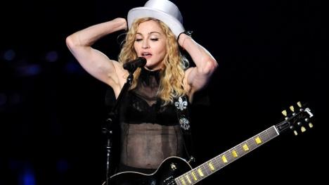 Madonna wows crowd at birthday concert in Munich