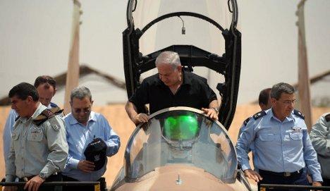 Netanyahu heads for Berlin, London for talks