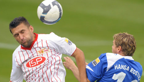 Football club Union Berlin ditches sponsor over Stasi past