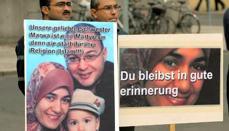 Life sought for killer of Egyptian 'veil martyr'
