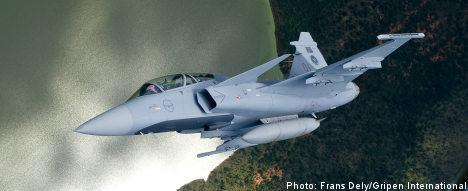Brazil delays decision over JAS Gripen