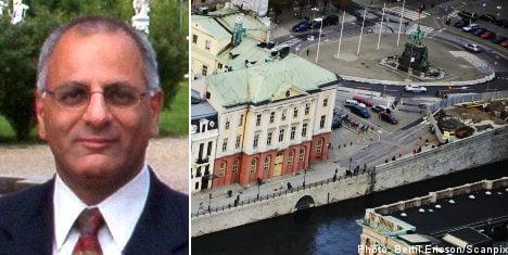 Sweden summons Israeli ambassador