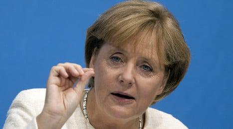 Merkel remains world's most powerful woman