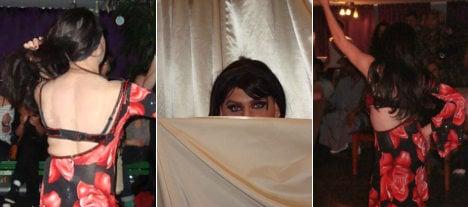 Transgender belly dancer helps launch Arab gay initiative