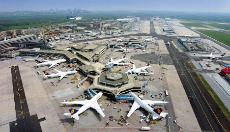 Frankfurt airport expansion approved