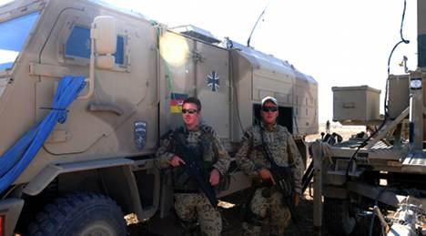 Bundeswehr sees need for more troops in Afghanistan