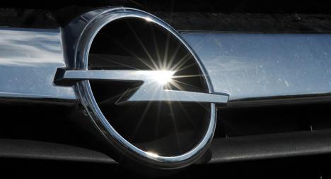 Opel job cuts may begin Monday