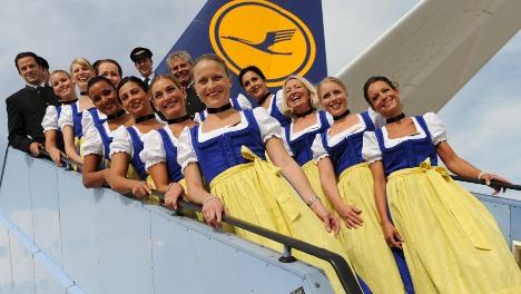 Lufthansa plans to cut staff by 15 percent